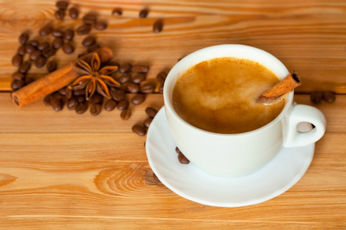 Scrumptious fall flavored coffee and tea beverages you can make at home.