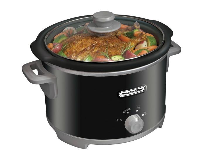 Proctor-Silex 33043 4-Quart Slow Cooker