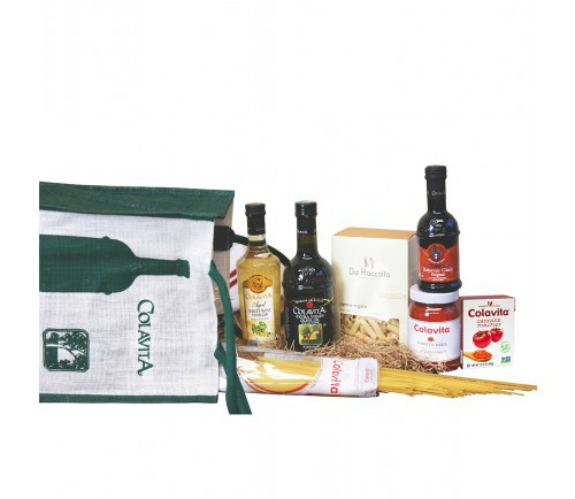 Enter to win a colavita tote of italian pantry staples